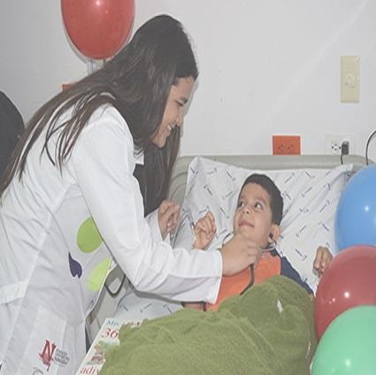 Apoyo al Paciente Hospitalizado