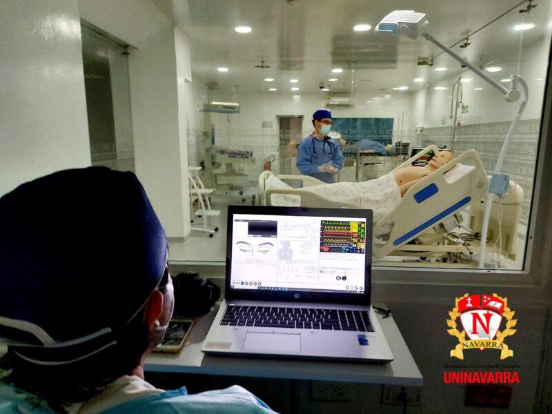 Clinica de simulación 1