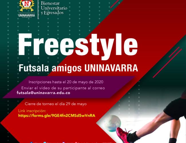 FREESTYLE FUTSALA AMIGOS UNINAVARRA. (2)